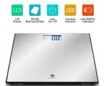 Amazon: Etekcity Stainless Steel Digital Body Weight Bathroom Scale NOW $18.99! (Reg. $29.99)