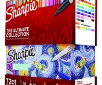 Amazon: Sharpie Markers 72-Count Ultimate Collection $26.99 (Lowest Price)