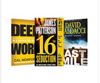 Amazon Deal of the Day: Up to 80% Off Select Most Wished For Reads on Kindle!