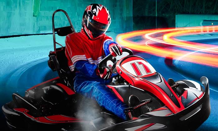 Groupon: Arcade, Active, Virtual Reality, and Go Karting at Smaaash