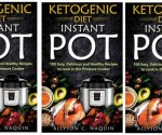 Amazon: FREE Keto Diet Instant Pot Recipe Kindle eBook (Over 100 Recipes)