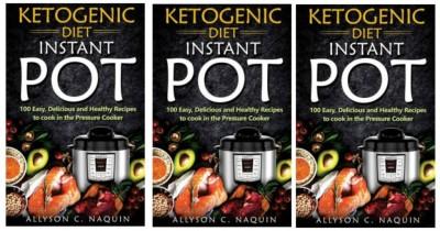 Amazon: FREE Keto Diet Instant Pot Recipe Kindle eBook (Over 100 Recipes)