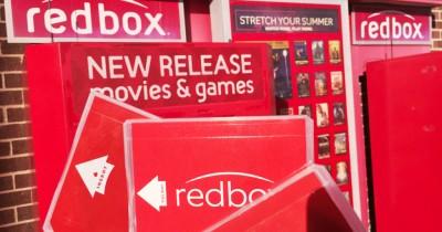 Redbox: FREE DVD, Blu-ray Or Game Rental (Text Offer)