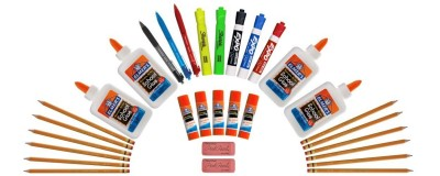 Amazon: 31 Piece School Supply Kit For Only $8.79 (Reg. $21.99)