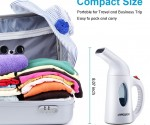 Amazon: URPOWER Garment Steamer 130ml Portable For Only $19.99 (Reg. $32.99)