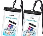 Amazon: Anker Universal Waterproof Case – 2 Pack for ONLY $6.99 (Reg. $16.99)