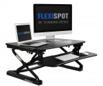Amazon Deal of the Day: FlexiSpot Stand up Desk Now $244.99 (Reg. $349.99) (5 Star Rating)