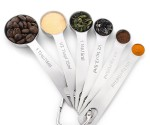 Amazon: 1Easylife 18/8 Stainless Steel Measuring Spoons, Set of 6 Now Only $8.48 (Reg. $24.99)