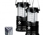 Amazon: Save an Extra 8% on LED Camping Lanterns (w/ coupon at checkout)