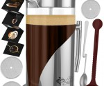 Amazon: Kitchen Supreme French Press Coffee & Tea Maker Now $24.97 (Reg. $71.99) (Amazon's Choice)