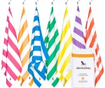 Amazon: Dock & Bay Microfiber Beach Towel & Pouch for as low as $19.99 (16 Styles)