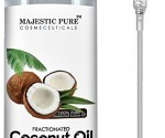 Amazon: Majestic Pure Fractionated Coconut Oil for Only $12.95 (Reg. $31.50) (Awesome Reviews)