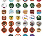 Amazon: Coffee Variety Sampler Pack for Keurig K-Cup Brewers, 40 Count for $25.49 (#1 Best Seller)