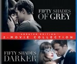 Amazon: Fifty Shades of Grey / Fifty Shades Darker 2-Movie Collection for ONLY $12.49 (Reg. $34.98)!