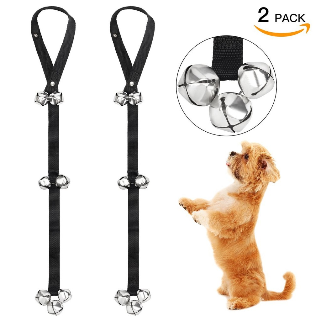 Amazon Folksmate Dog Doorbells For Potty Training 2 Pack Now Only