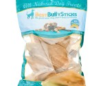 Amazon Lightning Deal: 100% Natural Cow Ear Dog Treats by Best Bully Sticks (15 Pack) for $11.99 (Reg. $37.99) (Ends in 4 Hours)