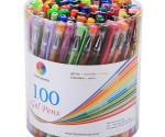Amazon: Smart Color Art 100 Colors Gel Pens Set Only $16.99 (Reg. $59) (Amazon's Choice)