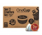 Amazon: San Francisco Bay OneCup, 80 Count K-Cups just $26.39!!