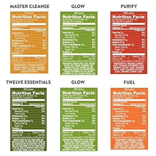 Suja Essentials Organic Mighty Green Fruit Vegetable Juice Drink