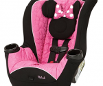 Amazon: Disney Minnie Mouse Convertible Car Seat for $46.70 (Awesome Reviews)