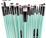 Amazon: Makeup Brushes 20pc Set ONLY $4.98, Shipped!