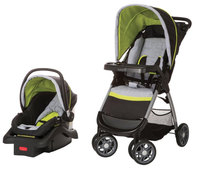 Amazon: Safety 1st Stroller & Car Seat Travel System $99.99 (Reg ...