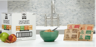 Amazon: Quaker Instant Oatmeal 48-Count Variety Pack Only $8.93 Shipped (Just 17¢ Per Pack)