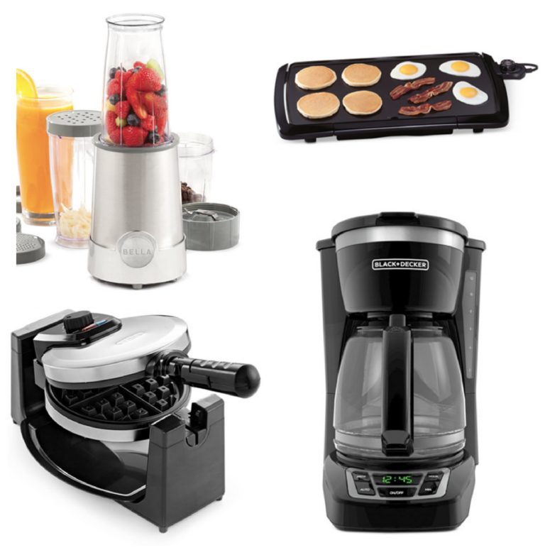 Macy\'s.com: Small Kitchen Appliances ONLY $9.99 After Rebate ...