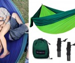 Amazon: Camping Hammock Steal – Only $13.99 Shipped!