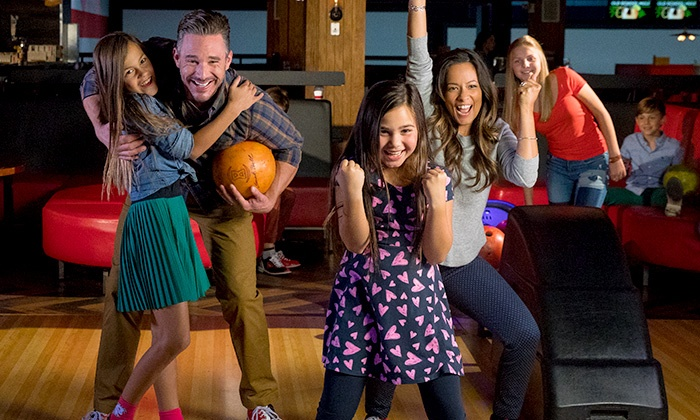 Groupon bowling and shoe rental for two four or six at amf bowling co up to 70 off