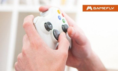 Groupon: Free 30-Day Subscription to GameFly with Two Games or Movies Out at a Time Plus a $5 Credit