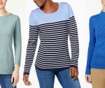 Macy's: Up to 75% Off Womens Sweaters!