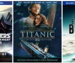 Best Buy:Blu-ray 3D + Digital Movies ONLY $9.99 (Transformers, Titanic, Star Trek & More)