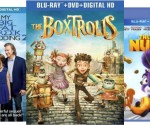 Best Buy: Blu-ray Movies Only $4.99 (BoxTrolls, Nut Job & More)