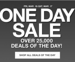 Macy's: ONE DAY SALE: 20-70% OFF CLEARANCE!