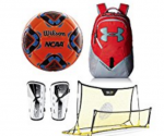 Amazon Deal of the Day:  Save up to 25% on Soccer Gear