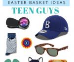 22 Teen Boy Easter Basket Ideas