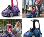 JCPenney: Step2 Turbo Coupe Foot-to-Floor Ride-On $39.99 (Reg. $69.99)