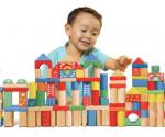 Walmart: Wooden Blocks 150-Piece Canister $9.84 (Regularly $20)