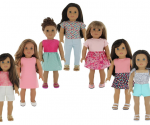 American Girl: Cheap Outfits for American Girl Dolls (Fun Easter Basket Stuffers!)