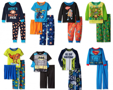 Amazon: 70% + Off Boys & Girls Sleepwear! (As Low As $3)