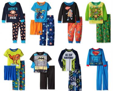 Amazon: 70% + Off Boys & Girls Sleepwear! (As Low As $3)