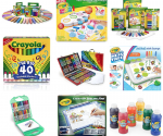 Amazon: Up to 40% Crayola Favorites – Great for Easter!