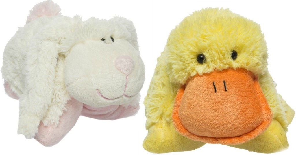 Deal Genius Easter Pillow Pet Pee Wees Only 699 Shipped