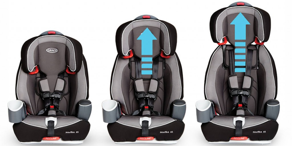 Walmart & Jet.com: Graco Nautilus 3-in-1 Booster Car Seat Only ...