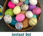 How to Make Easter Eggs In The Instant Pot