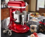 Amazon: KitchenAid 7-Quart Bowl Lift Stand Mixer ONLY $349.99 Shipped (Certified Refurbished) (Ends Tonight)