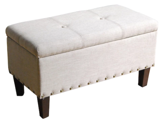 Kohl S Storage Ottomans And Benches From 40 Shipped