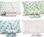 Macy's: Martha Stewart Whim Sheet Sets only $16.99! (Cactus, Pineapple, Flamingos and More!)