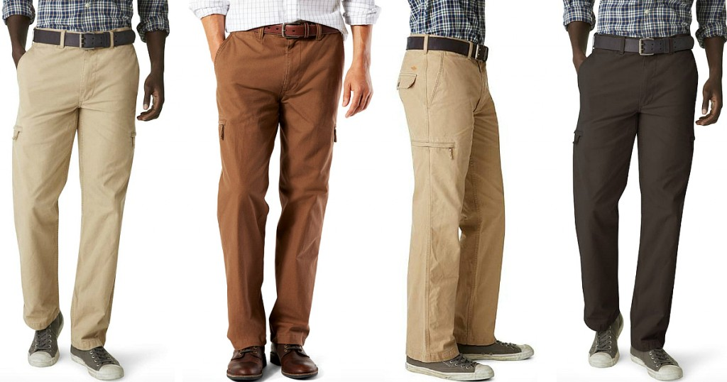 92ddbd3c Kohl's Cardholders: Mens Dockers Cargo Pants ONLY $11.65 Each Shipped  (Regularly $58)